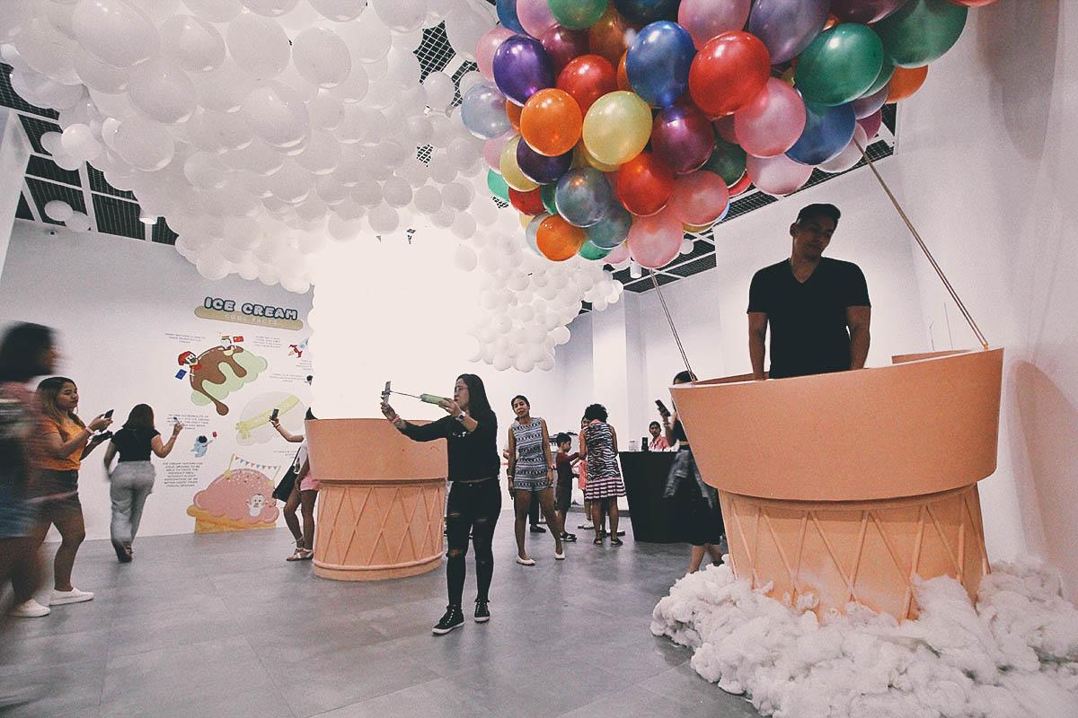 The Dessert Museum, Manila, Philippines
