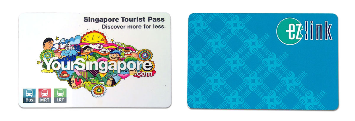 Transportation cards, Singapore