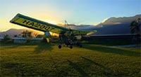 Motor Glider Flight Experience in Hualien