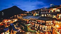 Private Charter from Taipei: Shifen and Jiufen (6 Hours)