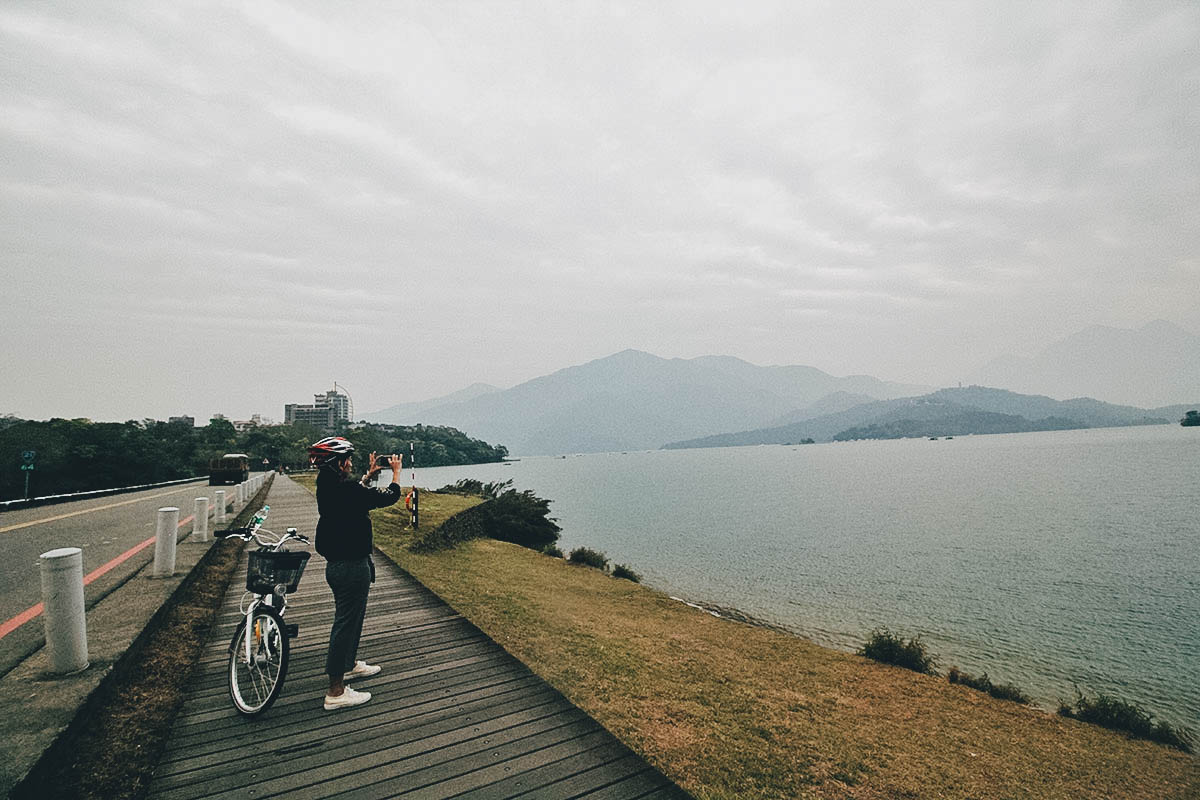 Sun Moon Lake, Nantou County, Taiwan