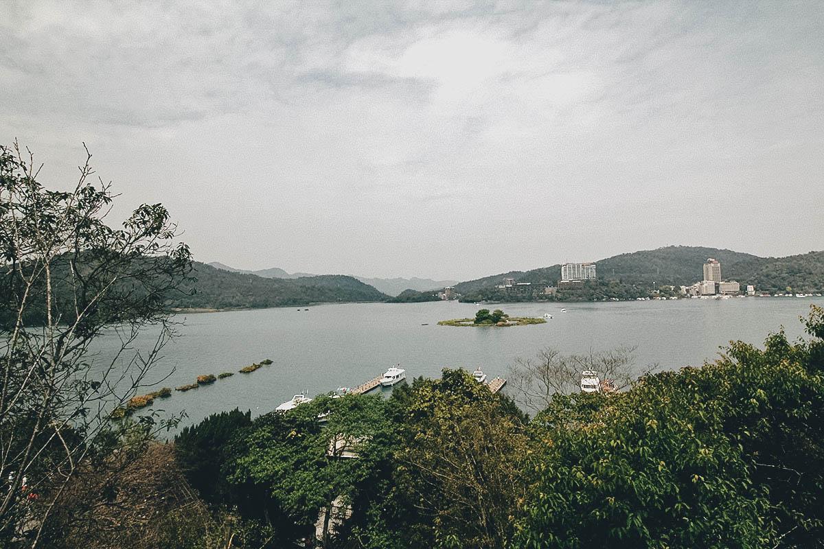Xuanguang Temple, Sun Moon Lake, Nantou County, Taiwan