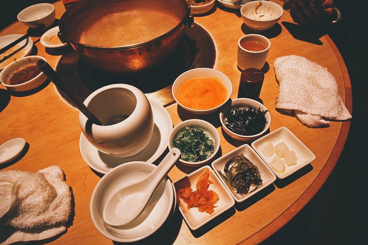 Orange Shabu Shabu House: The Best Hot Pot in Taipei, Taiwan