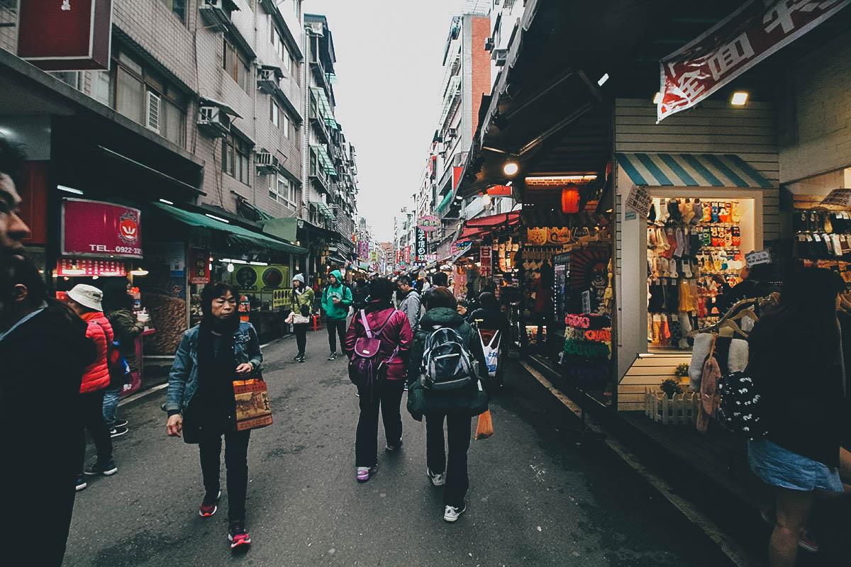 Tamsui, New Taipei City, Taiwan