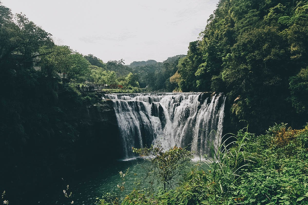 Shifen Waterfalls, New Taipei City, Taiwan