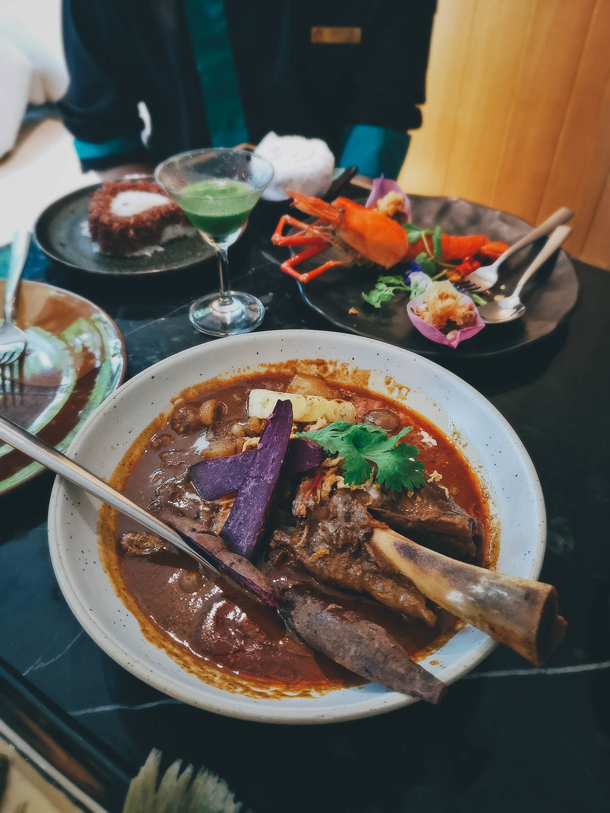 Suan Bua Thai Restaurant, Centara Grand at Central Plaza Ladprao, Bangkok, Thailand