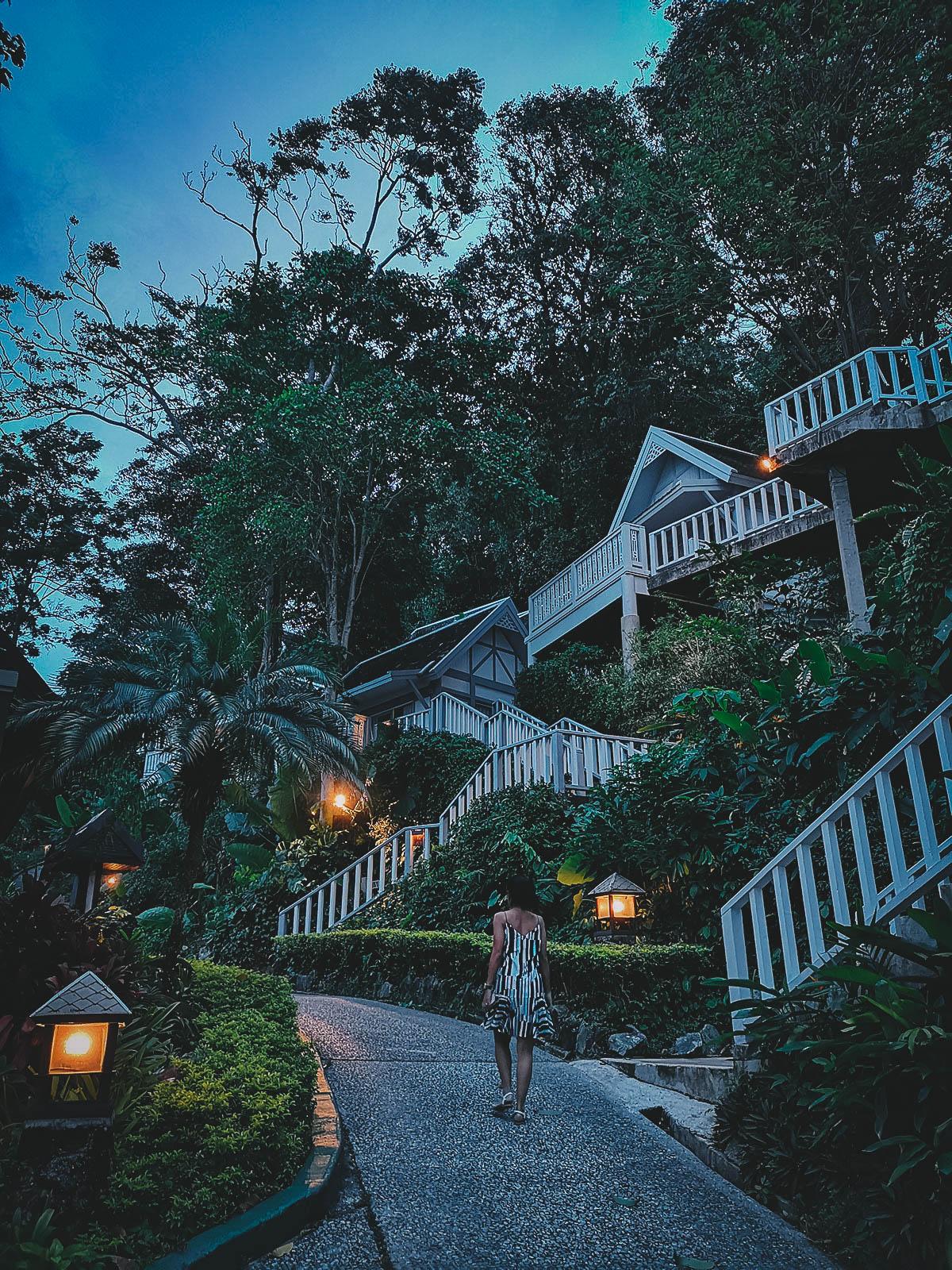 Centara Villas Phuket, Thailand