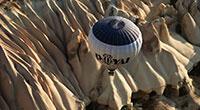 Hot Air Balloon Tour of Cappadocia: Royal Queen Flight