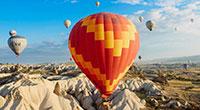 Cappadocia: Sunrise Hot-Air Balloon Tour