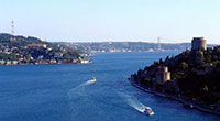 Bosphorus Cruise and Cable Car: 4-Hour Afternoon Tour