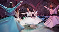 Istanbul: Dervishes Ticket