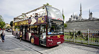 Big Bus Istanbul: Hop-On Hop-Off Classic or Premium Ticket