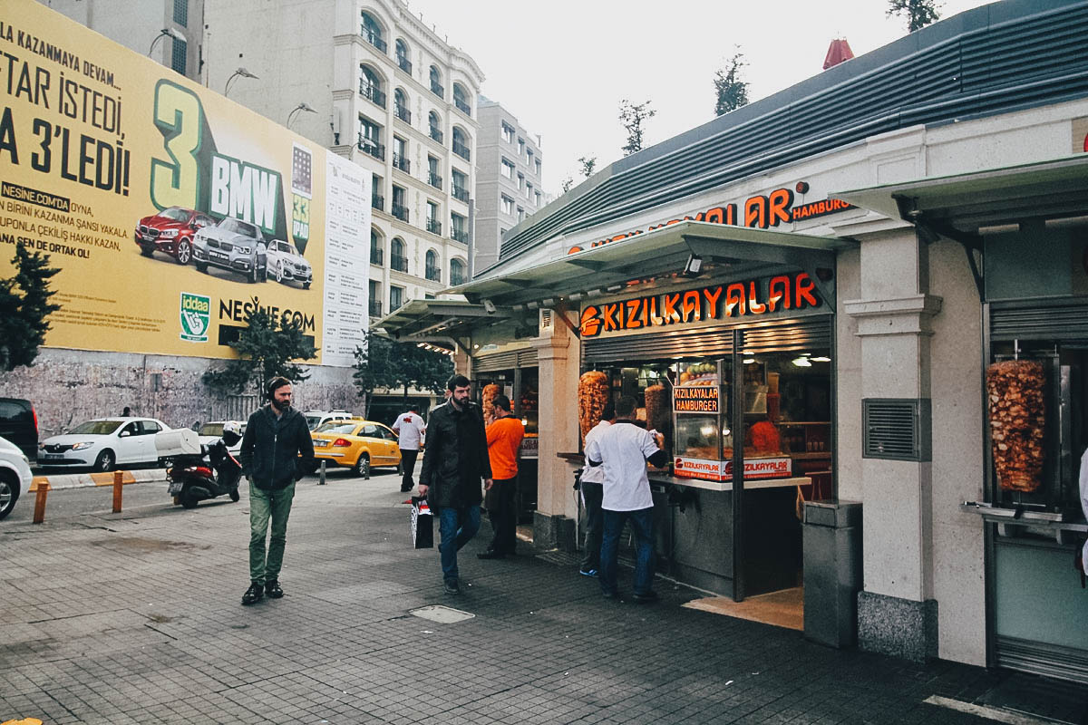 Kizilkayalar, Istanbul, Turkey