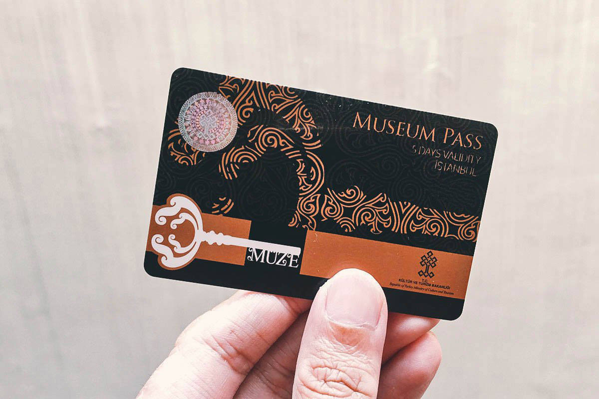 5-day Istanbul Museum Pass, Turkey