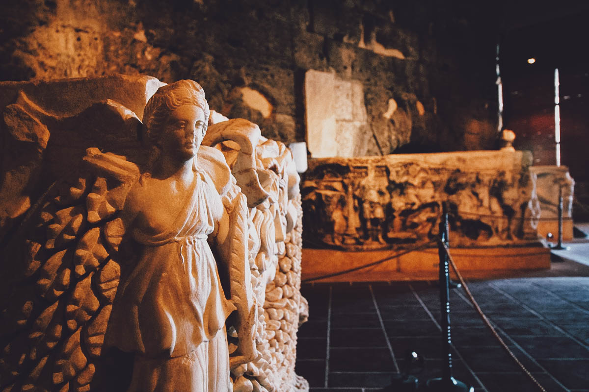 Hierapolis and Pamukkale, Turkey