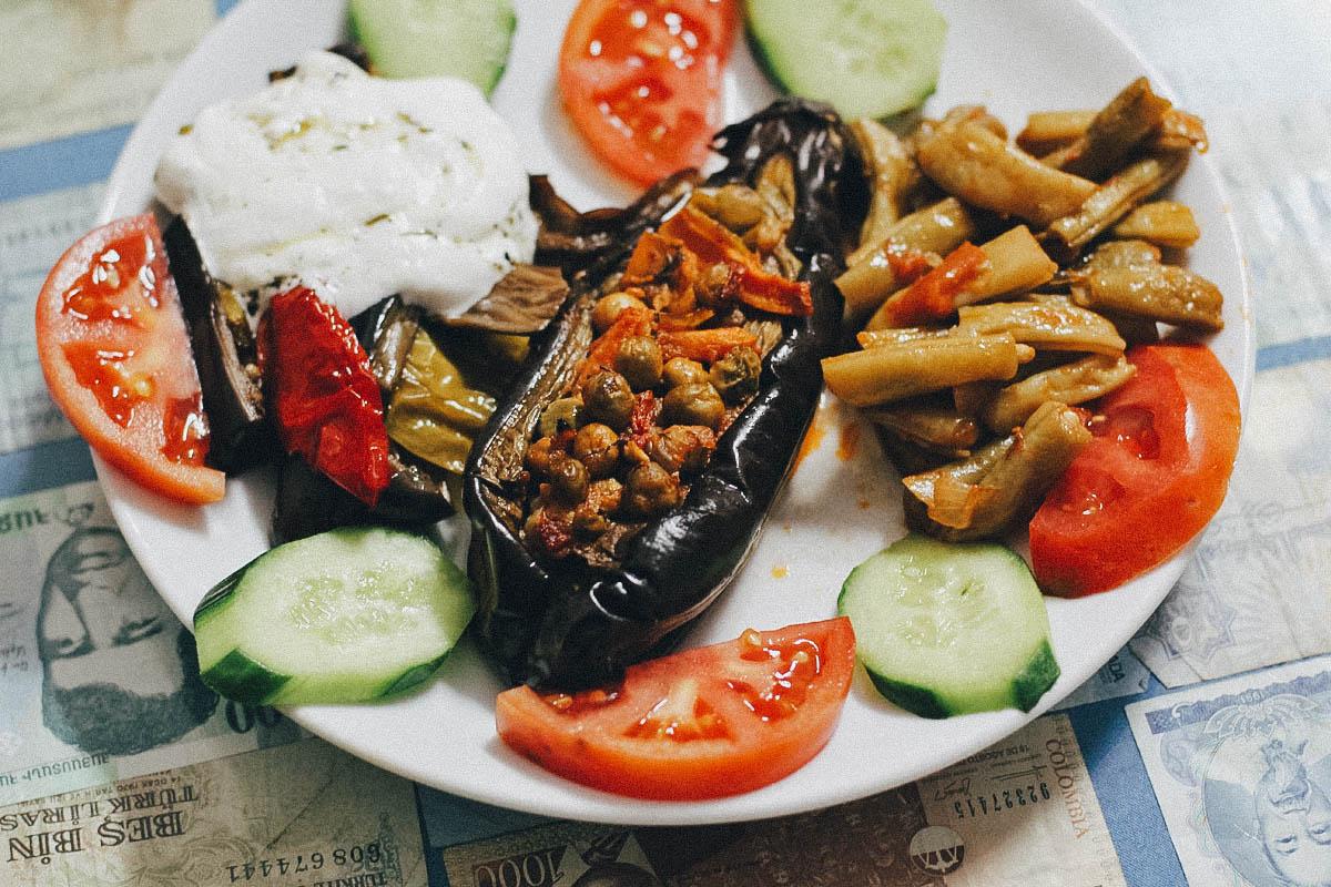 Mehmet and Ali Baba Kebab House, Selçuk, Turkey