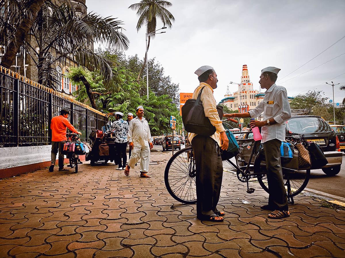Public Transportation Tour, Mumbai, India