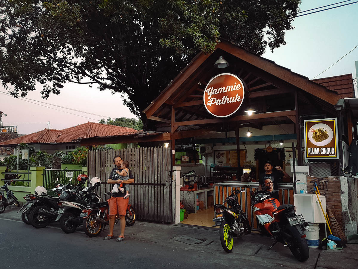 Yammie Pathuk, Yogyakarta, Indonesia