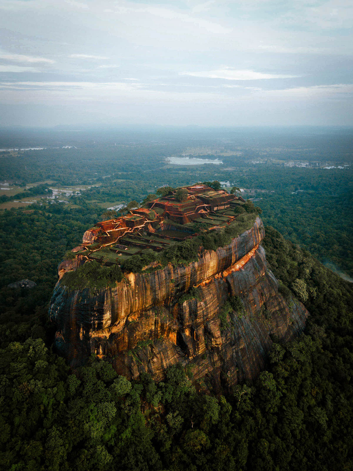 Sigiriya (Lion Rock), Sri Lanka