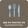 my photos on tastespotting