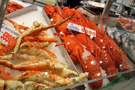 how to get sydney fish market