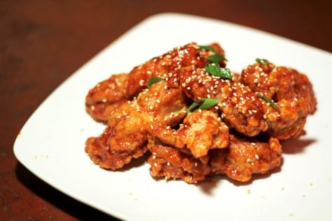 Korean-Style Fried Chicken Tenders‏