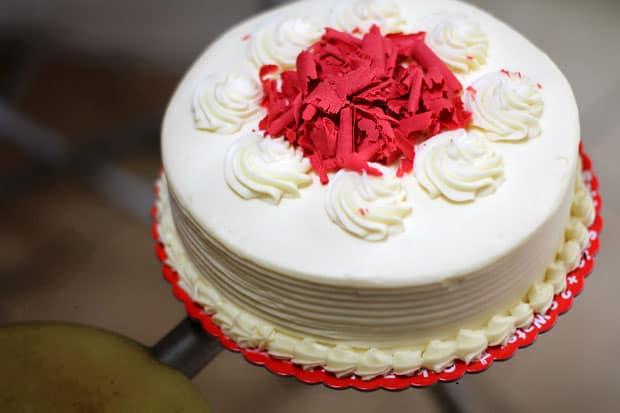 Cake2Go's Red Velvet