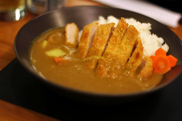 """""""Chillin' with Ogie"""" at Ryu Ramen & Curry"""