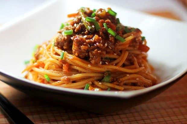 Spaghetti Gangnam Style!