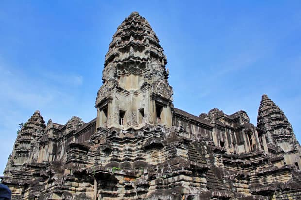 Angkor Archaeological Park, Siem Reap, Cambodia