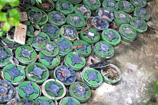 Landmine Museum, Siem Reap, Cambodia