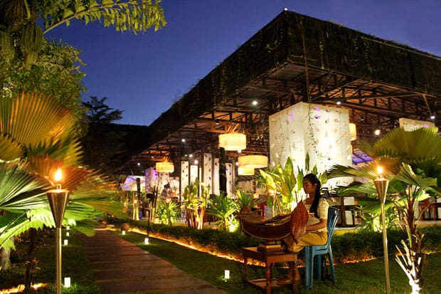 The Square 24 St:  Where to Eat in Siem Reap, Cambodia
