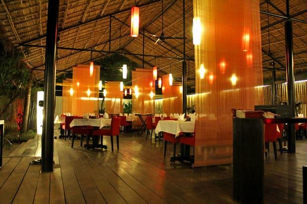 Viroth's, Siem Reap, Cambodia