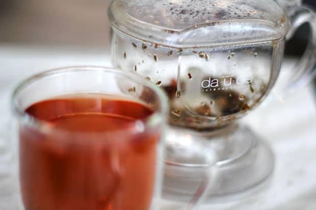 High Tea for Two at da.u.de Tea Lounge