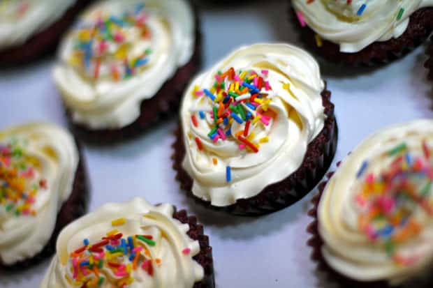 Joanie's Red Velvet Cupcakes
