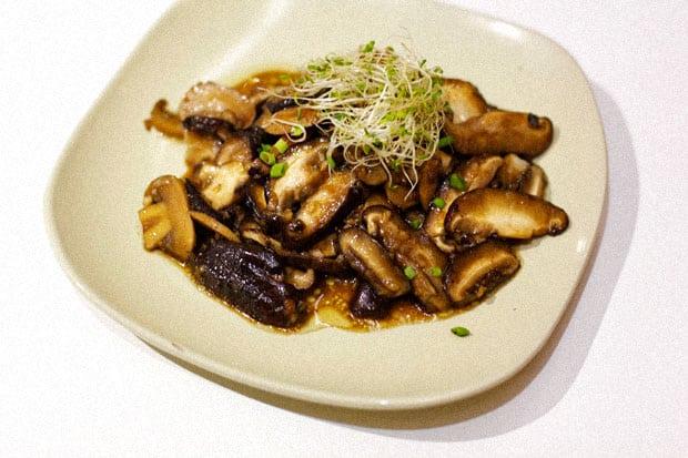 Pipino Vegetarian and Mafism Deferred