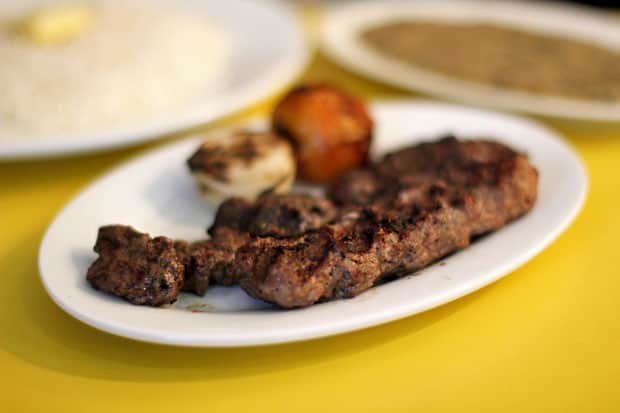 Baba's Kebab House and the Promise of Fusion Burgers