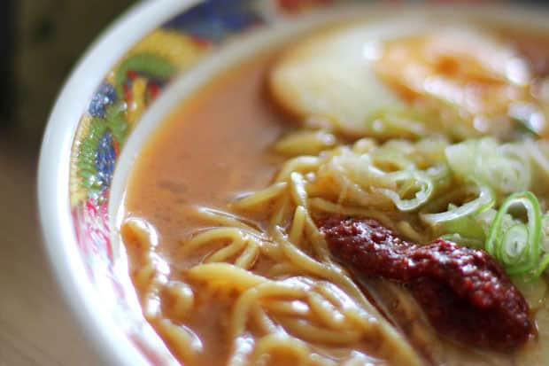 On Miso-Ten, Ramen, and the Awesomeness of Momofuku Ando
