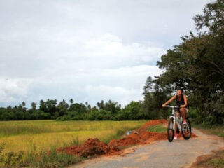 Dev's Adventure Tours Triathlon (PART I): Nature Cycling in Langkawi, Malaysia