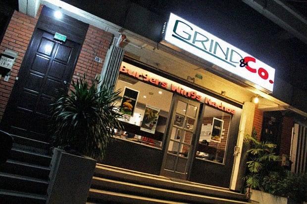 No-Nonsense Burgers and Bar Chow at Grind & Co.