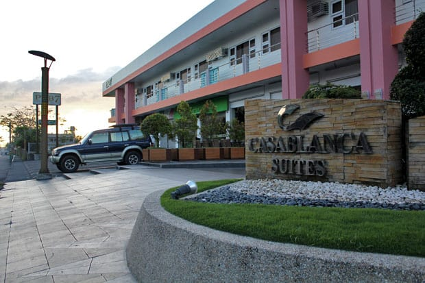 Where to Stay in Legazpi City: Casablanca Suites