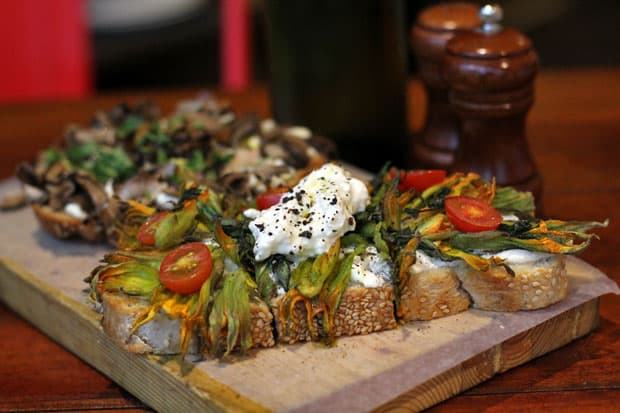 Farm to Table Dining at Green Pastures
