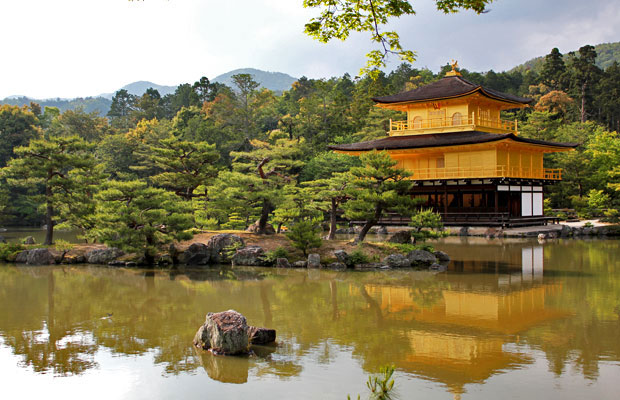 "Kinkaku-ji (Golden Pavilion): ""Too Beautiful"" a Temple in Kyoto, Japan"