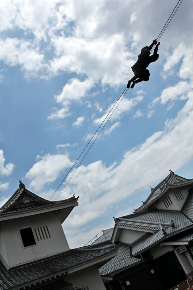 Toei Kyoto Studio Park: Samurais, Ninjas, and One Spooky House of Horrors in Kyoto, Japan