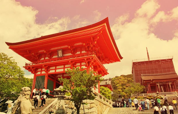 On Wishes and Taking the Plunge at Kiyomizu-dera Temple in Kyoto, Japan