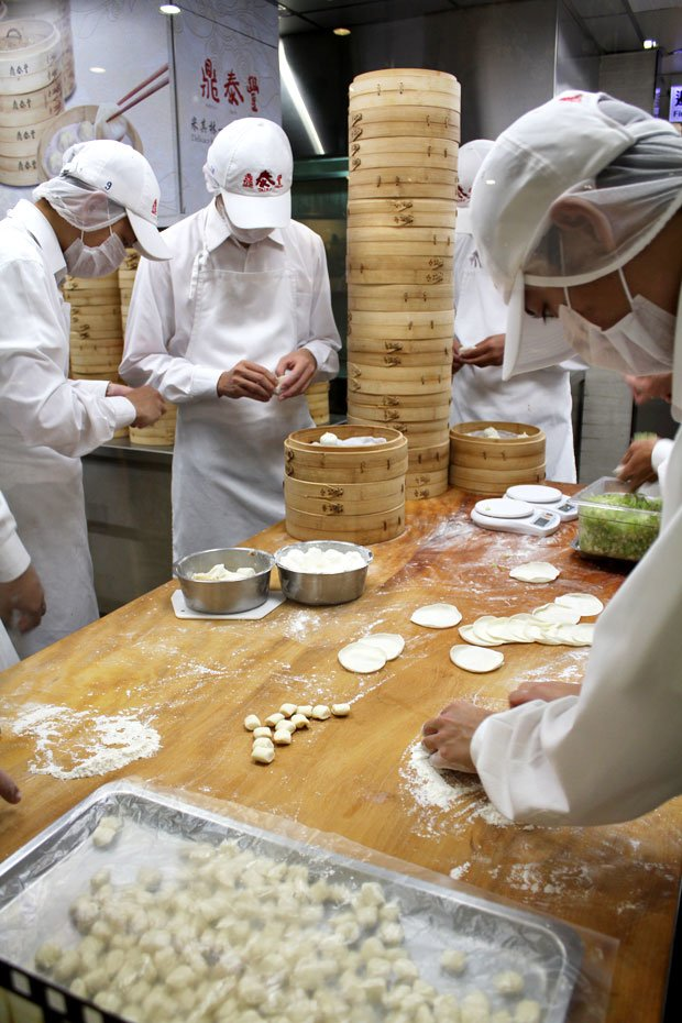 On Tasting the World's Best Xiao Long Bao at Din Tai Fung in Taipei