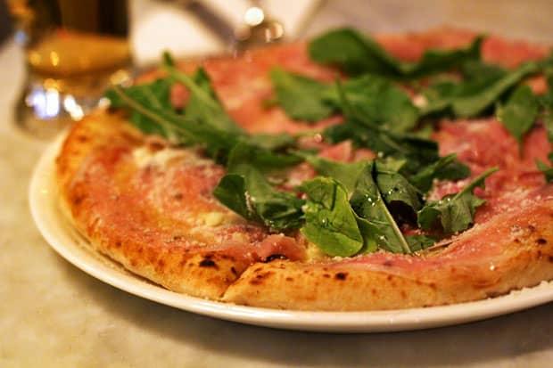 Pizza: Motorino's Prosciutto di Parma