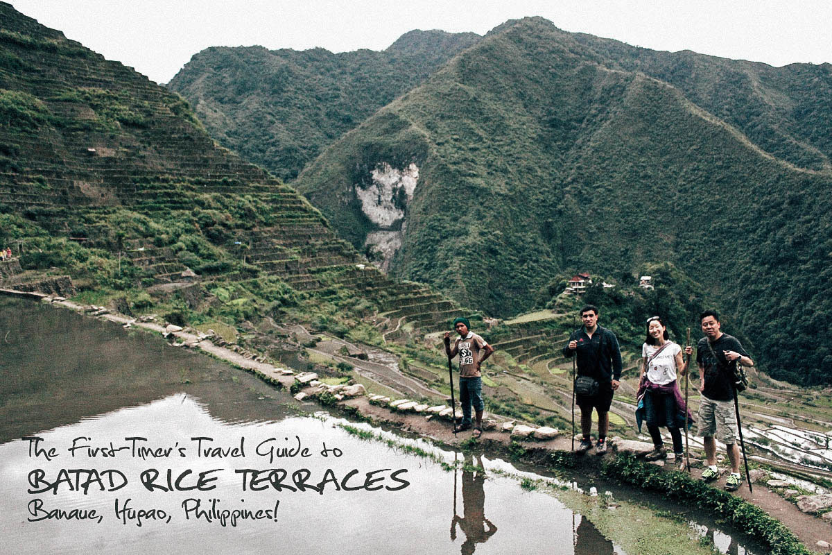 The First-Timer's Travel Guide to Batad Rice Terraces, Banaue, Ifugao, Philippines (Updated October 2016)