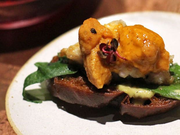 A Story about a Rising Star, Told in Ten Courses at Mecha Uma