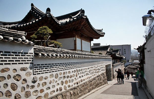 Meet an Old Seoul at Bukchon Hanok Village, Seoul, South Korea